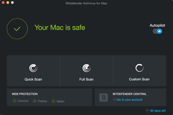 bitdefender for mac
