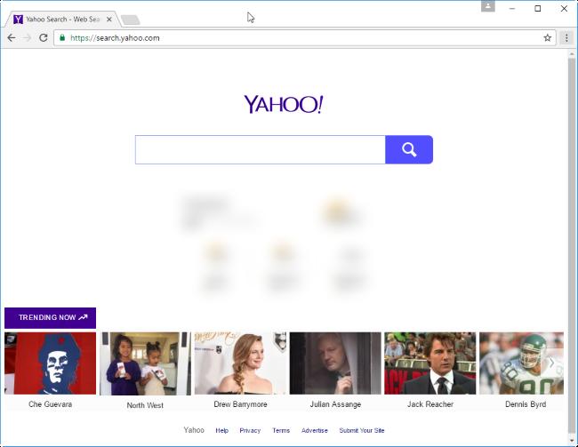 Finde kostenlose Suche Yahoo