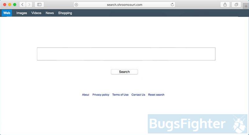search.shroomcourt.com hijacker