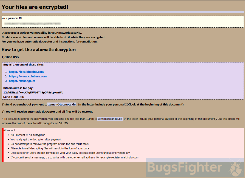 cryptconsole 3 ransomware